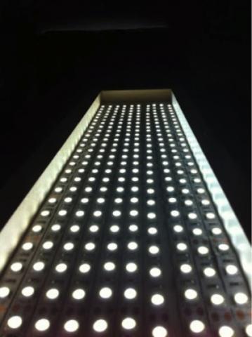 diy led photography lights tutorial raspberry pi piday. Black Bedroom Furniture Sets. Home Design Ideas