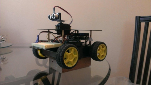 From the Forums: J-Bot Robot Rover controlled by Arduino Uno
