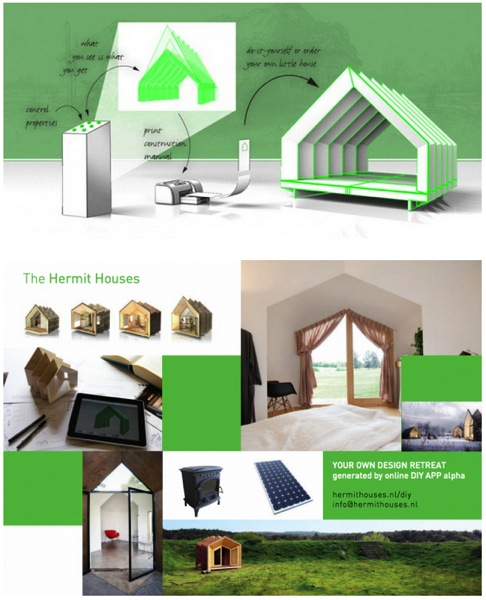 SolidSmack com Hermit House The Open Source DIY Micro House You Can Design for Free With a Simple App