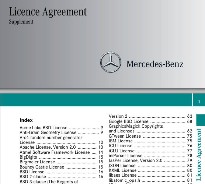 open source software license generator