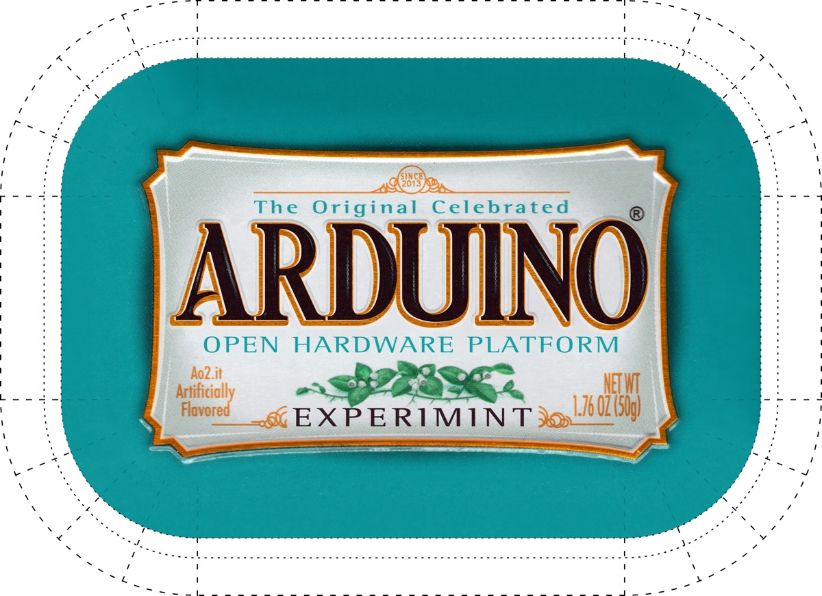 Altoids Arduino