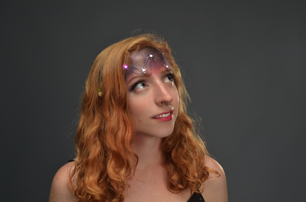 becky-stern-adafruit-space-face-galaxy-makeup