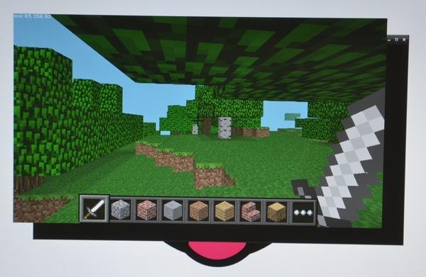 Raspberry Pi Minecraft2