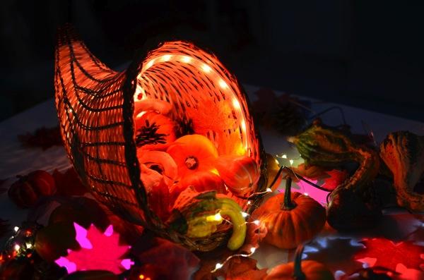 09 decorative gourd season