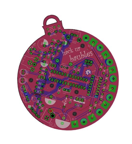 'Hack UR Baubles' Christmas Lights Controller Board.  10674057625_e886e9e311_c - Hack UR Baubles' Christmas Lights Controller Board « Adafruit