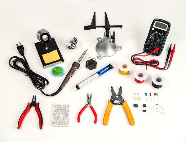 Electronic Instruments And Tools : Adafruit holiday gift guide electronics tools