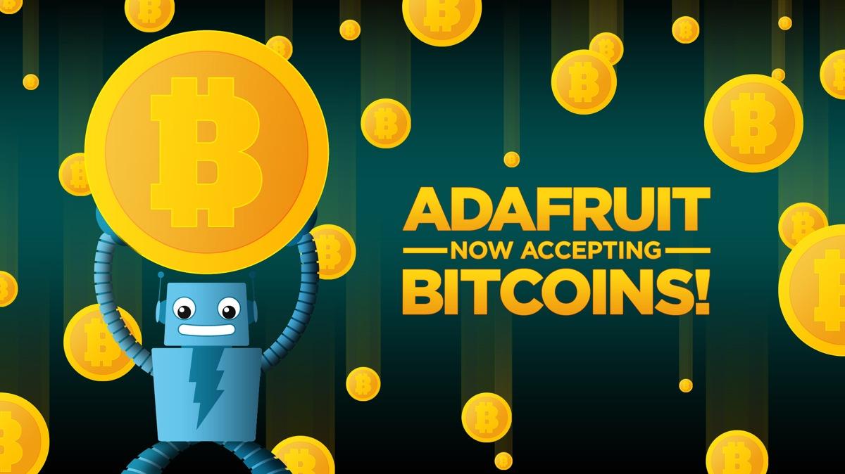 2120X1192 Adafruit Bitcoin Banner