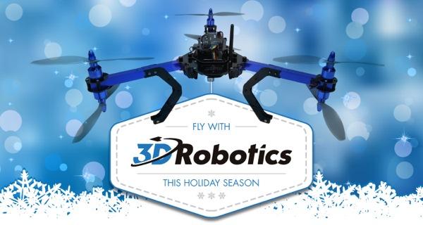 3D Robotics Banner 112613