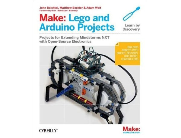 MAKE Lego and Arduino Projects 2