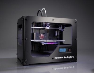 MakerBot Replicator 2 Adafruit Edition 2