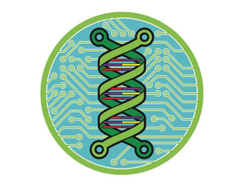 Biohackingsticker Med-3