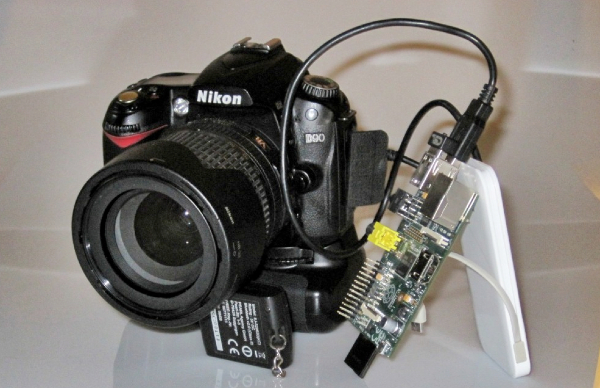 Control your DSLR with a Raspberry PI scheck media Fotografie Webdesign und Programmierung 2