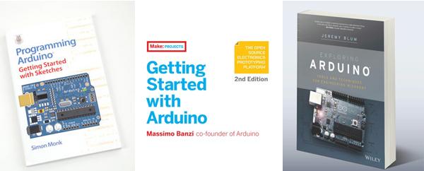 Gg books Arduino