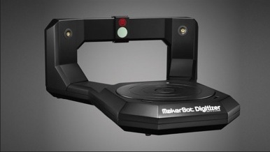 Makerbot digitizer 2
