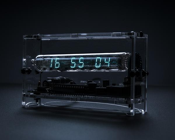 Macro Monday Ice Tube Clock 171 Adafruit Industries