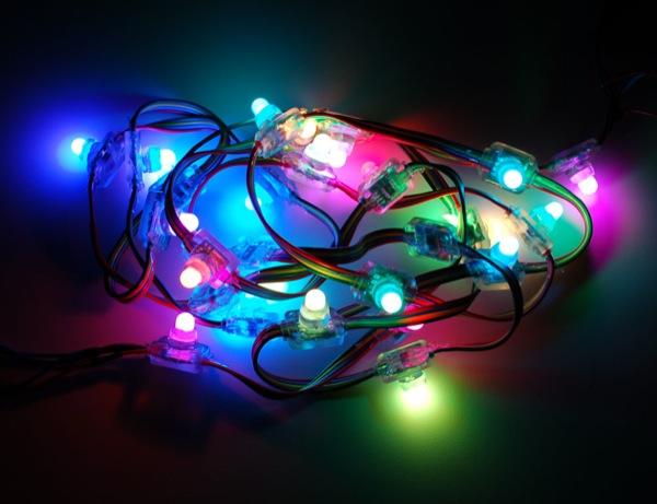 12mm LED Strand