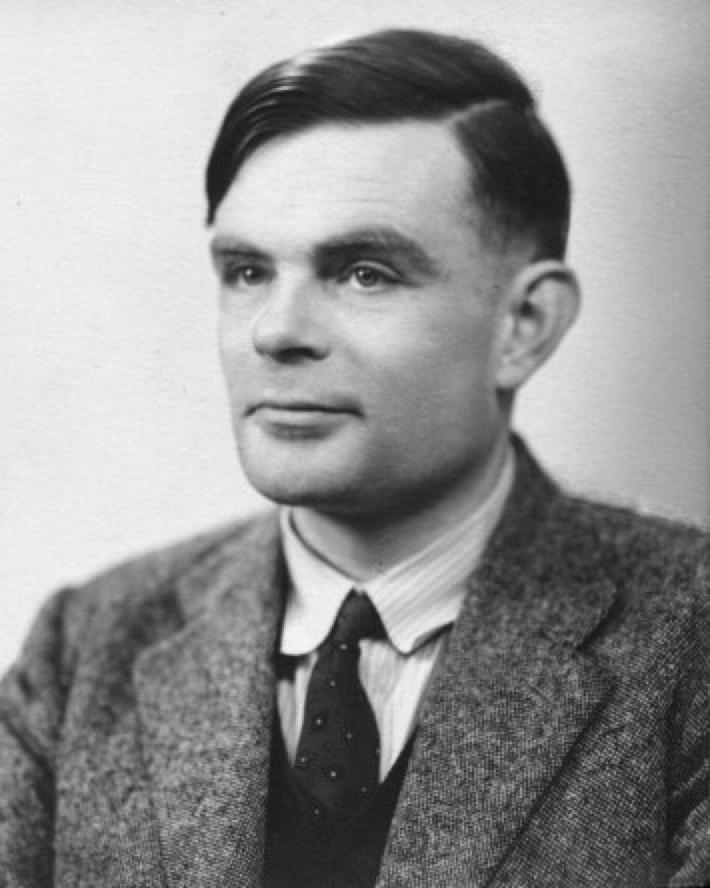 Alan Turing Photo