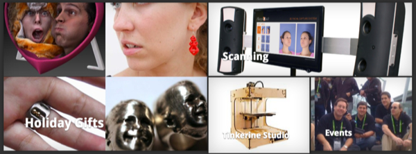 Bmore3D A 3d Scanning and 3d Printing Pop up Shop