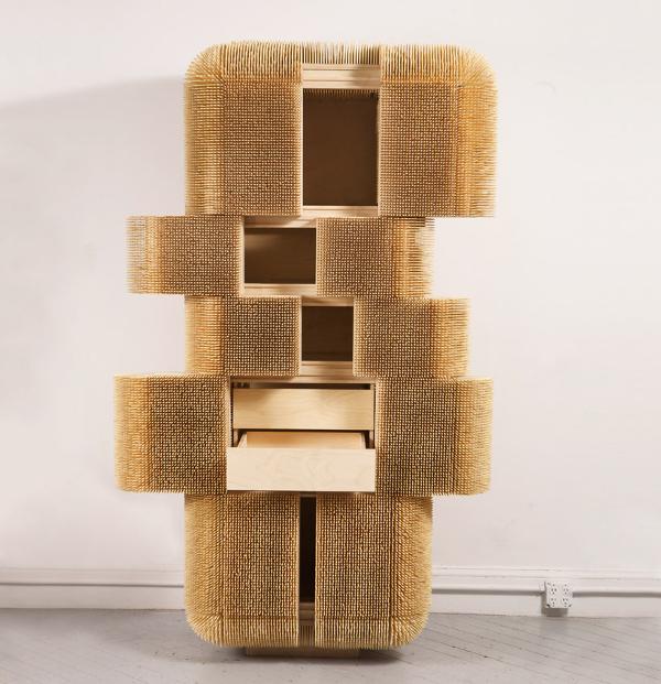 Magistral Cabinet by Sebastian Errazuriz 1