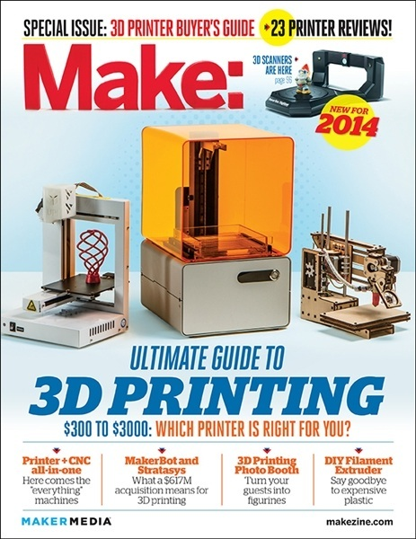 Make Ultimate 3D Printing 2