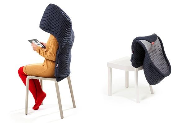 strange or useful  the chair hoodie  u00ab adafruit industries