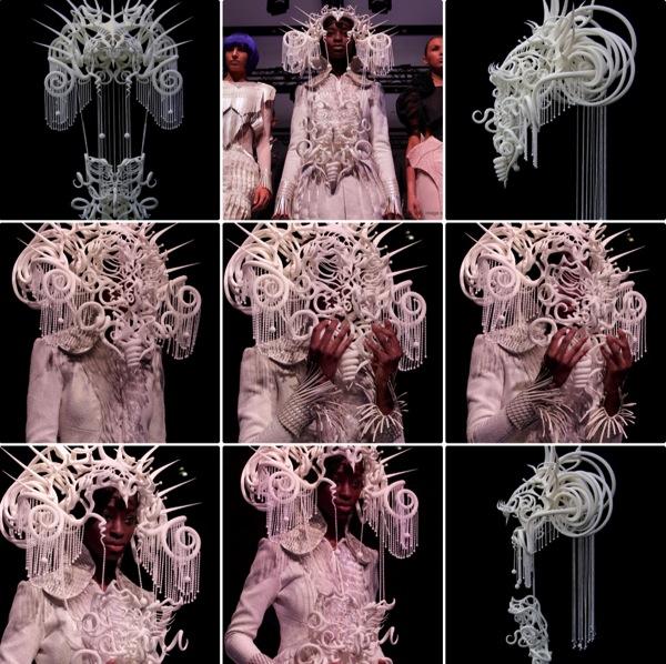 Quixotic Divinity Headdress Joshua Harker 2