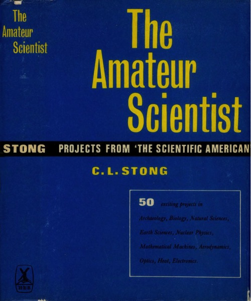 The Amateur Scientist