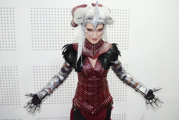 flemeth dragon age costume