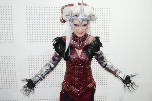 flemeth dragon age costume