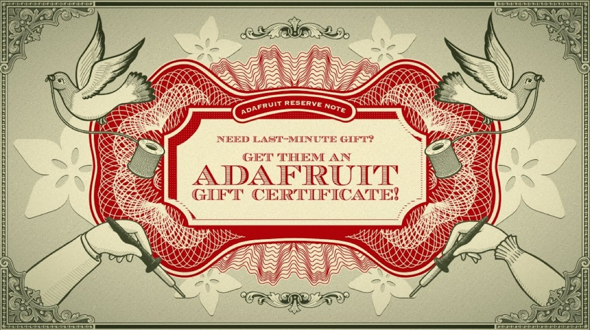 Gift Certificate Banner 2120X1192