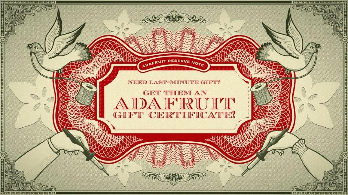 Gift Certificate Banner 2120X1192