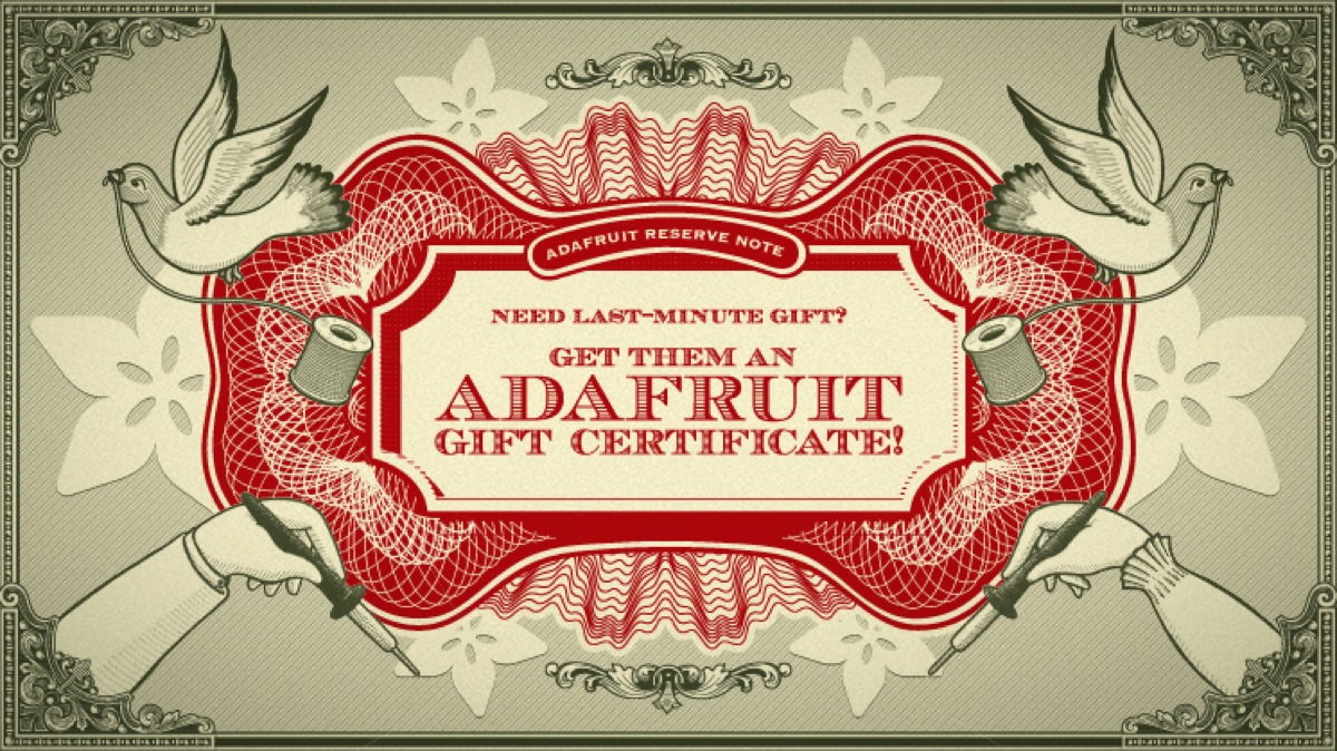 Gift Certificate Banner 745W