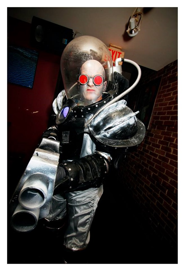 mr freeze costume