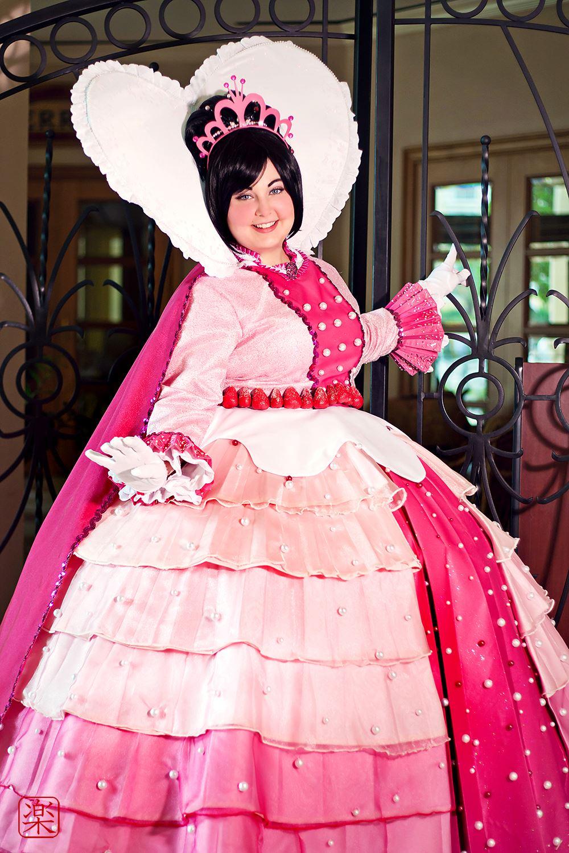 Princess Vanellope Costume Is Beyond Sweet « Adafruit ...
