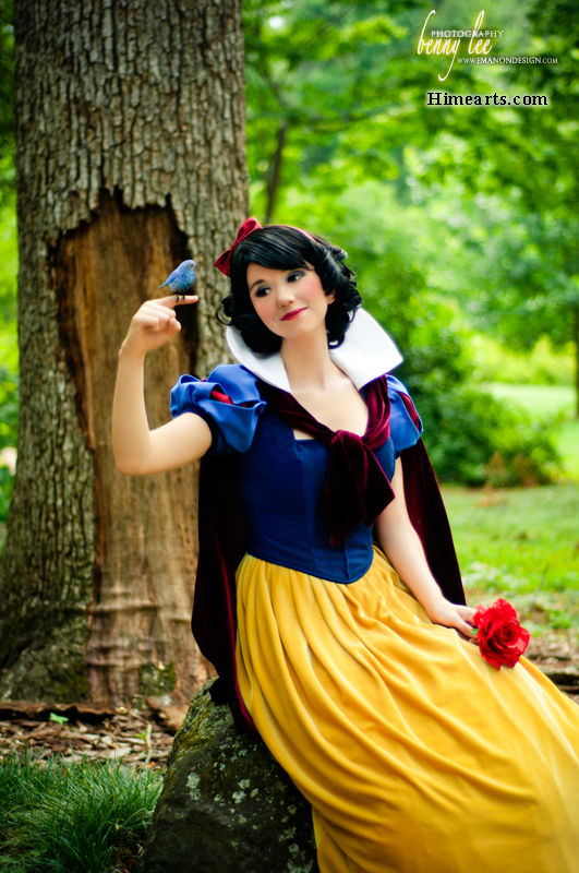Snow White Cosplay Fit For a Princess « Adafruit ...