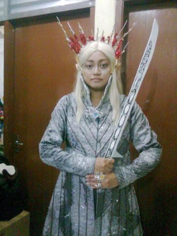thrandruil costume