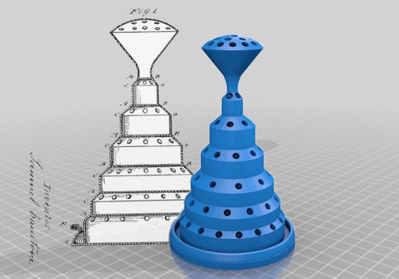 3 D Printing the 19th Century NYTimes com
