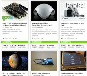 BeagleAndKickstarter
