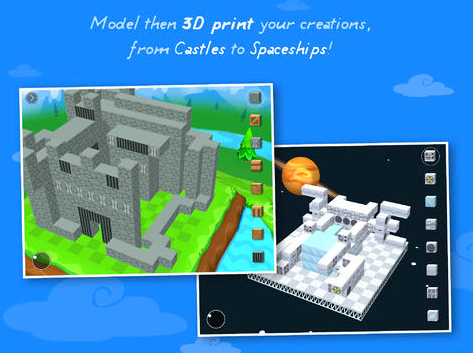 Blokify 3D Printing Modeling on the App Store on iTunes