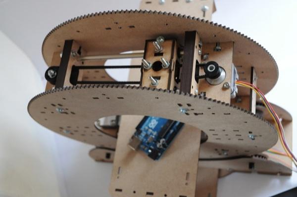DIY Open Source CT Scanner