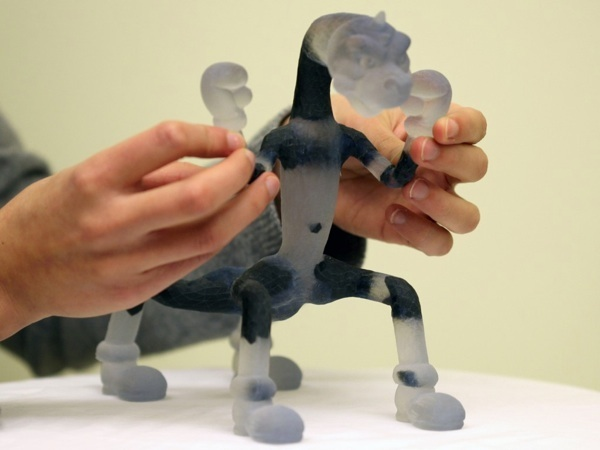 Disney Research Computational Design of Actuated Deformable Characters 2