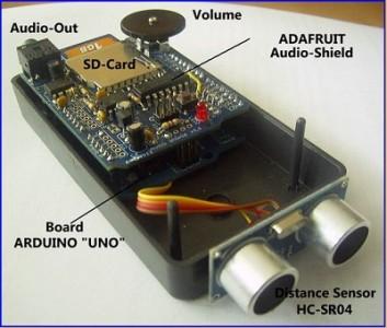 Voice Based Ultrasonic Sensor Using Arduino Arduino