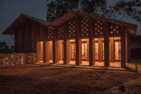 The Library of Muyinga by BC architects dezeen 18