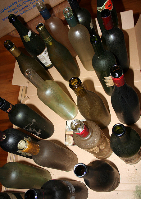 Five ways to use an empty bottle in cosplay adafruit for What can you do with empty wine bottles