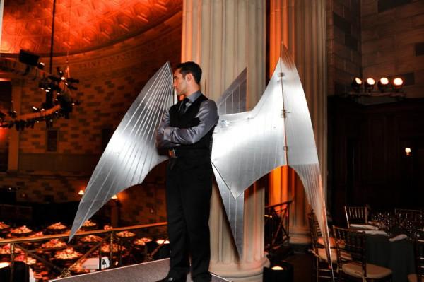 Aluminum Costume Wings Controlled With Arduino  Adafruit -4512