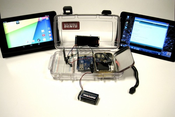 Microcontrollers Tablets Bento