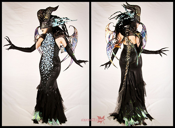 moondragon costume
