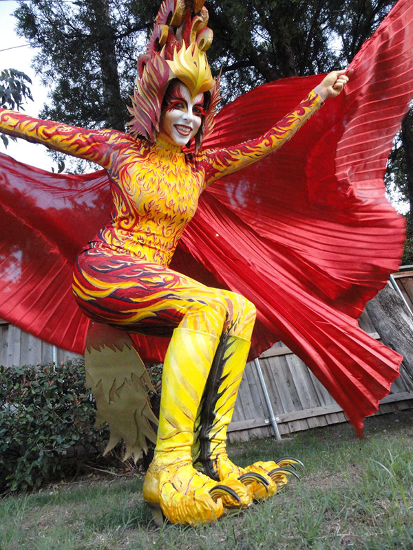 phoenix costume 1