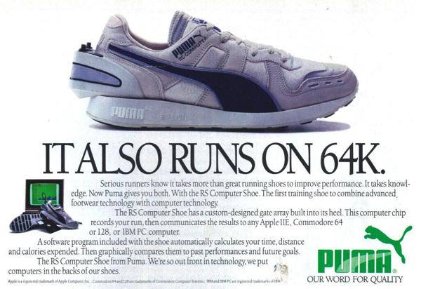 PUMA RS Computer Shoe