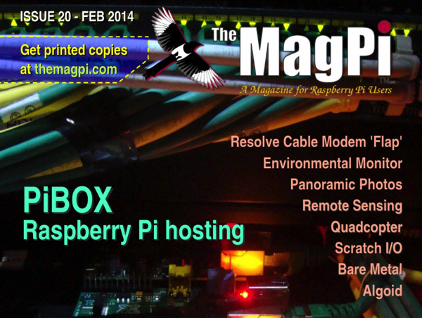 ISSUU The MagPi Issue 20 by The MagPi
